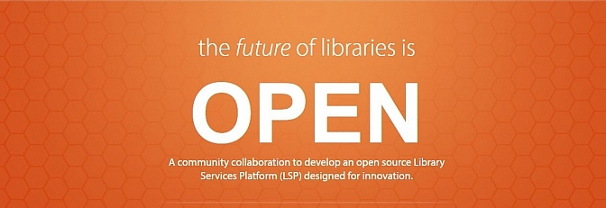 FOLIO - the future of libraries is open